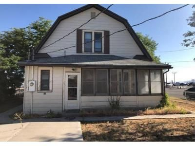 3 Bed 1 Bath Preforeclosure Property in Battle Mountain, NV 89820 - E 2nd St