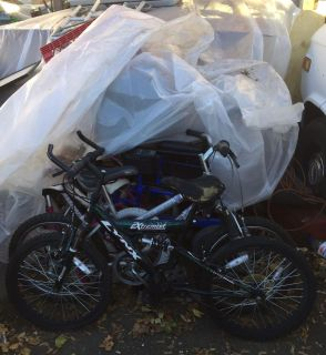 ISO: any unwanted bicycles or good parts