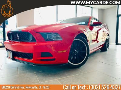 2013 Ford Mustang Boss 302 (Race Red)