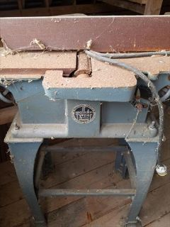 """walker Turner jointer 6"""" with stand"""