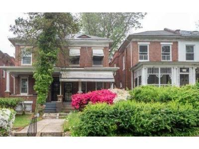 4 Bed 1 Bath Foreclosure Property in Baltimore, MD 21216 - N Hilton St