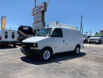 2001 Chevrolet Astro Base (White)