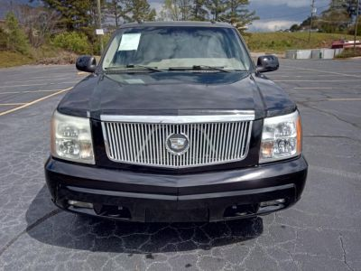 2005 Cadillac Escalade ESV Base (Black)