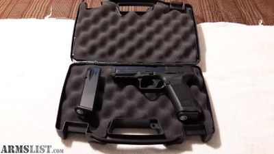 For Sale: CANIK TP9SA 9MM