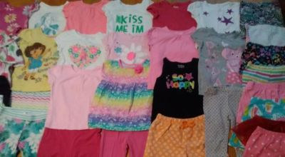 Girls size 2T -3T