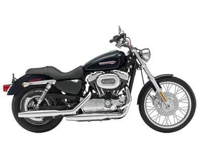 2009 Harley-Davidson Sportster 1200 Custom Cruiser Eden Prairie, MN