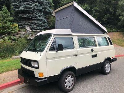 1987 Volkswagen Vanagon GL Camper ()