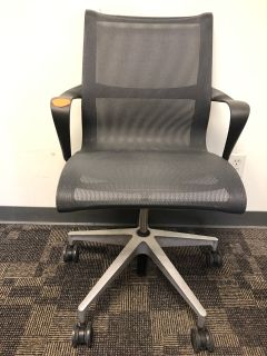 Herman Miller Setu Chairs in Great Condition!