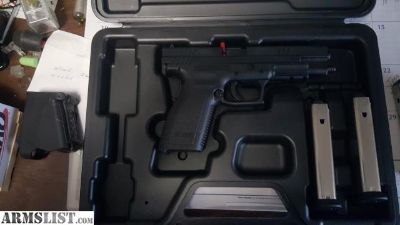For Sale: Springfield Armory XD 9 Tactical