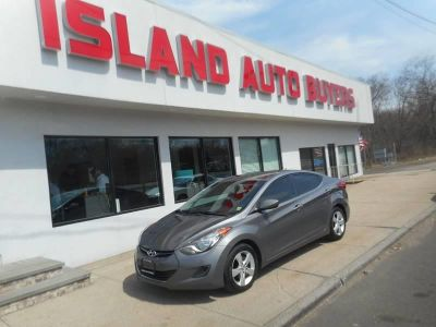 2011 Hyundai Elantra GLS (Harbor Gray)