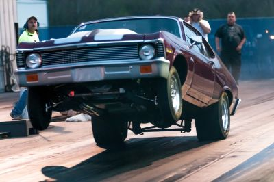 1972 Morgan & Son Chevy Nova