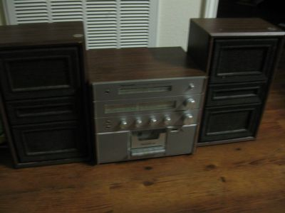 Realistic AM/FM Cassette Stereo