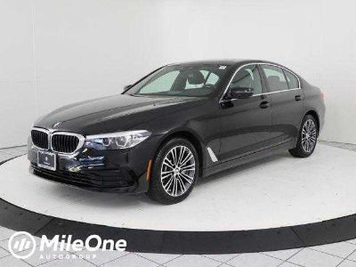 Used 2019 BMW 5 Series Sedan