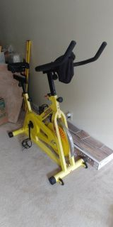 Spinner stationary bike