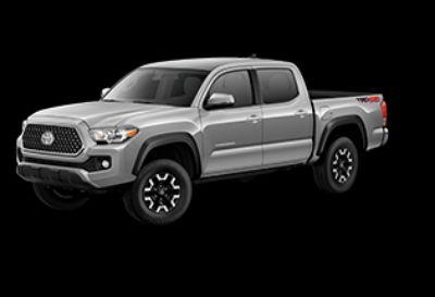 2018 Toyota Tacoma TRD Off-Road (Silver Sky Metallic)