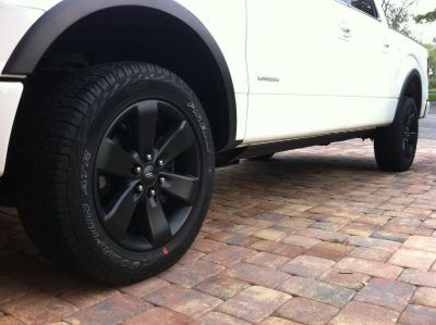 """Sell 20"""" Ford F150 F-150 FX4 Factory OEM Wheels Rims Tires Expedition BLACK 2013 motorcycle in Fountain Valley, California, US, for US $1,995.00"""