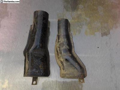 2 Original Used German Type4 Tubes Or Ducts