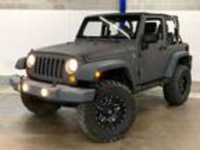 2008 Jeep Wrangler X 3.8L V6 202hp 237ft. lbs.