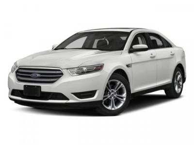 2018 Ford Taurus SEL (black)