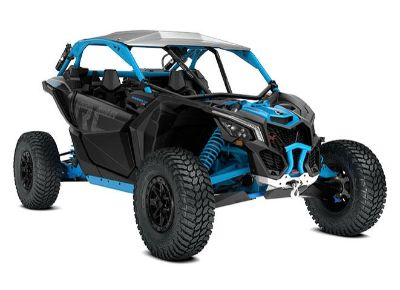 2018 Can-Am Maverick X3 X rc Turbo R Sport-Utility Utility Vehicles Island Park, ID