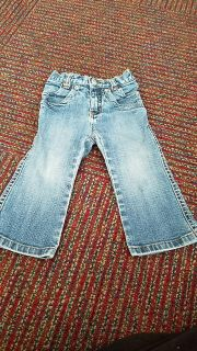 Old Navy Size 18-24 mons Girls jeans