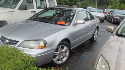 2003 Acura CL 3.2 Type-S (Silver)