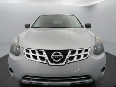 2015 Nissan Rogue Select AWD 4dr S (Brilliant Silver)