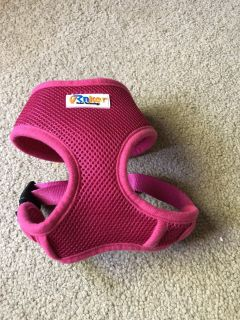 New sz small Rnker Soft Mesh Dog Harnesses Padded Vest No Pull Comfort Double Layer Harness for Pet Puppy