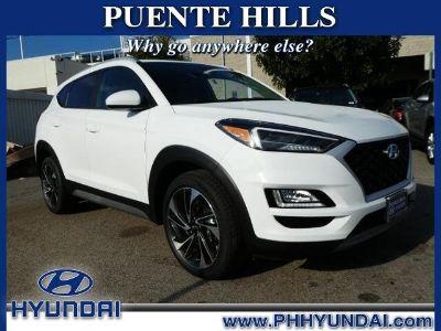 2019 Hyundai Tucson (Dazzling White)