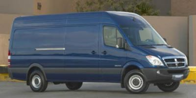 2007 Dodge Sprinter 2500 170 WB (Arctic White)