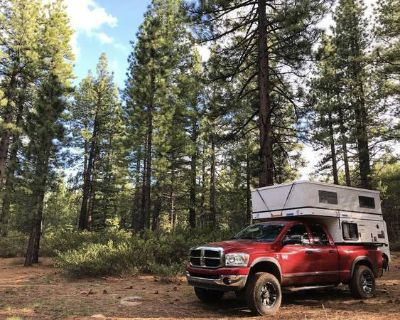 2017 Four Wheel Campers HAWK POP UP