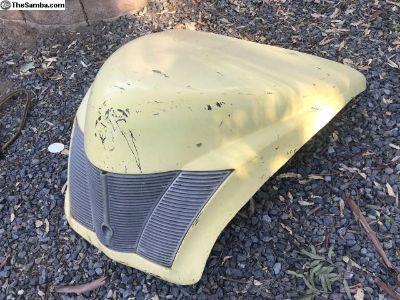 40 Ford Beetle Hood