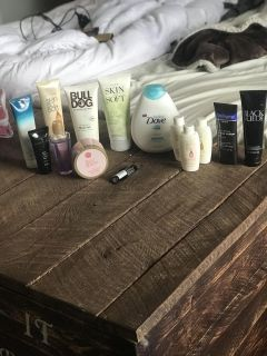 Never open or used once Avon bath.