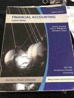 Financial Accounting ACCY 206