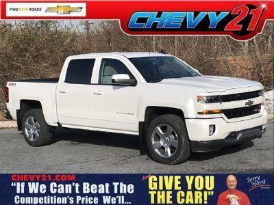 2018 Chevrolet Silverado 1500 LT (Pearl)