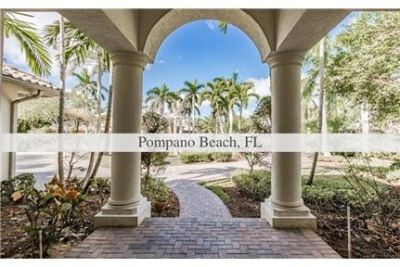 Pompano Beach, prime location 6 bedroom, House. Washer/Dryer Hookups!
