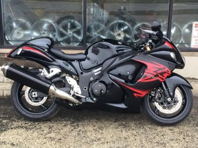 2011 Suzuki Hayabusa SuperSport Motorcycles Northlake, IL