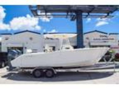 Cobia Boats - 277 Center Console for sale