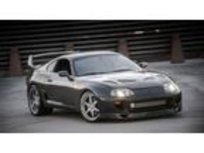 1994 Toyota Supra 2-Door Coupe 6-SPEED 1000HP