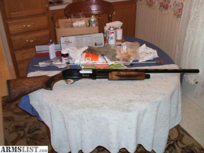 For Sale: Weatherby 12 Ga. pump