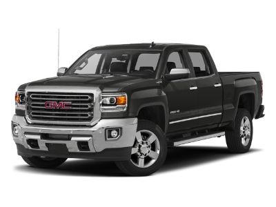 2017 GMC Sierra 2500HD SLT (Dark Slate Metallic)