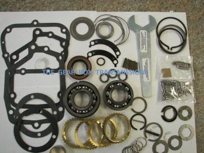 Purchase Muncie Transmission Rebuild Kit & Nut Wrench 1964 - 65 M20 M21 motorcycle in Port Orange, Florida, United States, for US $136.95