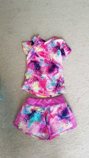Champion outfit girls size 7/8