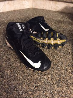 Baseball cleats 1.5y