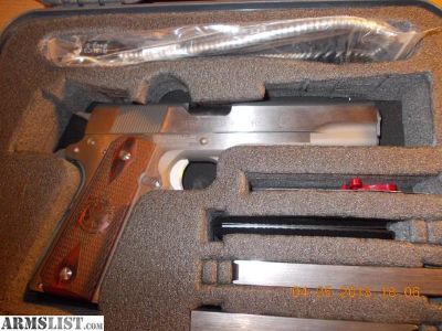 For Sale: Springfield Armory 1911