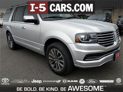 2017 Lincoln Navigator Select (Silver)