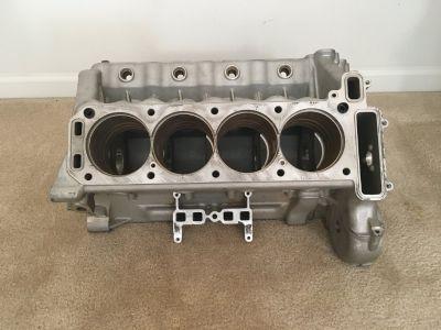 Chevy 2003 SB 3.5L IRL Engine Block Indy Motor Aluminum 15,0