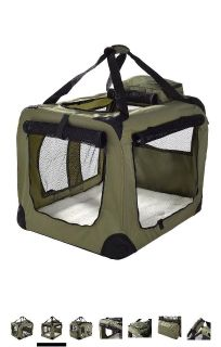 BRAND NEW large pet carrier