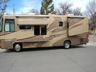 2005 Safari Cheetah 38PDQ-Diesel C7 Caterpillar 350HP