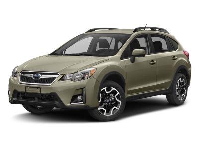 2016 Subaru XV Crosstrek 2.0i Premium (Crystal Black Pearl)